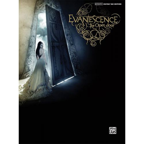 ALFRED PUBLISHING EVANESCENCE - OPEN DOOR - GUITAR TAB
