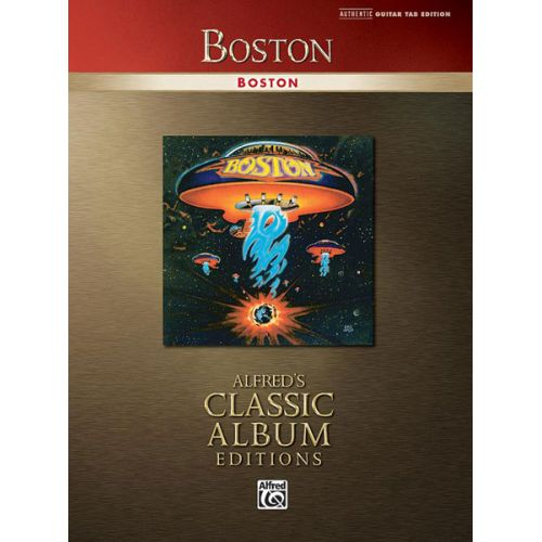 ALFRED PUBLISHING BOSTON - GUITAR TAB