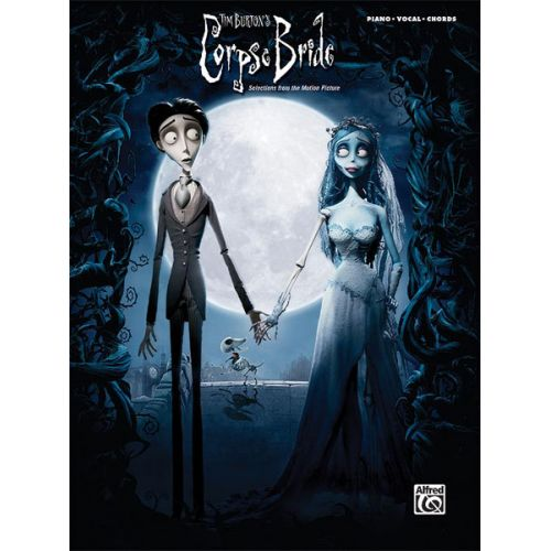 ALFRED PUBLISHING ELFMAN DANNY - CORPSE BRIDE - MIXED VOICES
