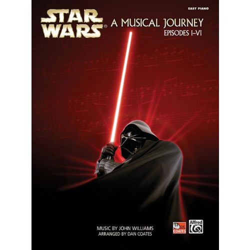 ALFRED PUBLISHING WILLIAMS JOHN - STAR WARS MUSICAL JOURNEY - EASY PIANO