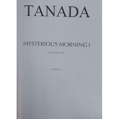 LEMOINE TANADA FUMINORI - MYSTERIOUS MORNING I - HARPE