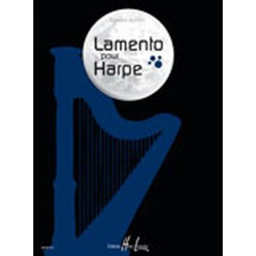 LEMOINE ANDRES BERNARD - LAMENTO - HARPE