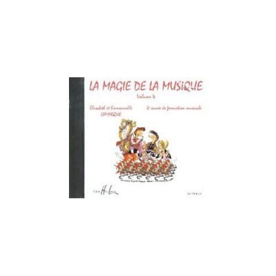 LEMOINE CD - LAMARQUE E. - LA MAGIE DE LA MUSIQUE VOL. 4