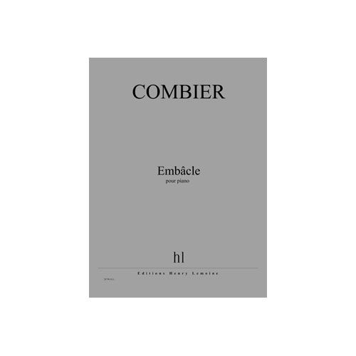 JOBERT COMBIER JEROME - EMBACLE - PIANO