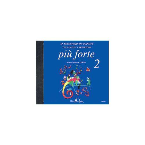 LEMOINE QUONIAM B. - PIU FORTE VOL. 2 - PIANO - CD