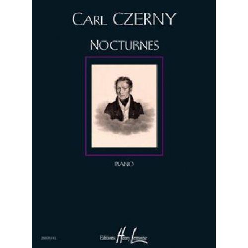 LEMOINE CZERNY CARL - NOCTURNES - PIANO