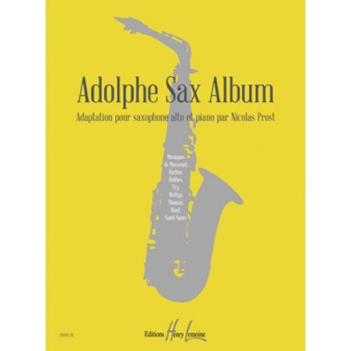 LEMOINE PROST N. - ADOLPHE SAX ALBUM