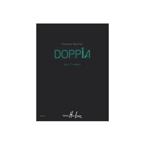 JOBERT BASCHET FLORENCE - DOPPIA - 2 VIOLONS