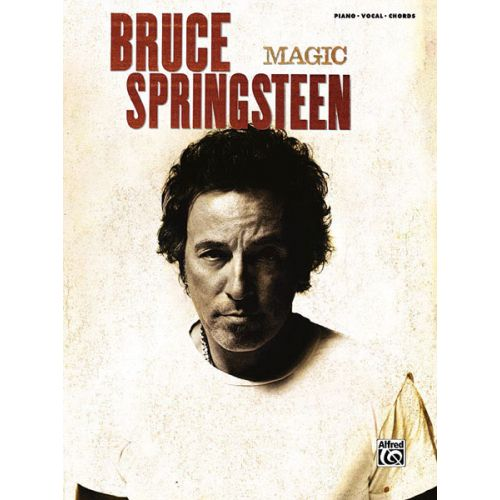 ALFRED PUBLISHING SPRINGSTEEN BRUCE - MAGIC - PVG