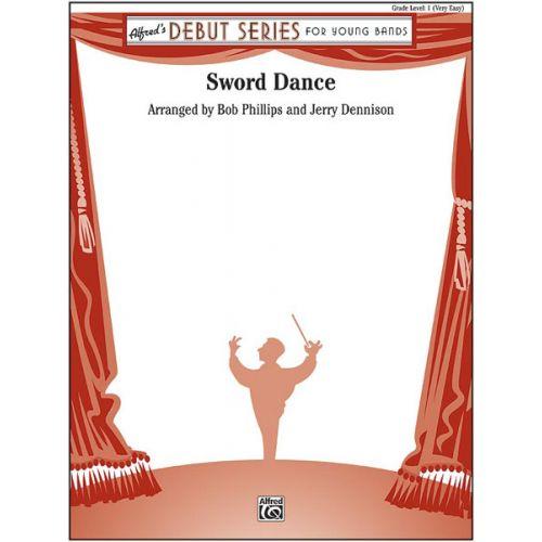 ALFRED PUBLISHING SWORD DANCE - SYMPHONIC WIND BAND