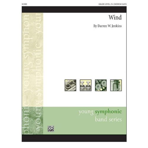 ALFRED PUBLISHING WIND - SYMPHONIC WIND BAND