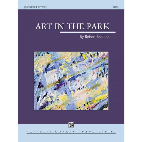 ALFRED PUBLISHING ART IN THE PARK - SYMPHONIC WIND BAND