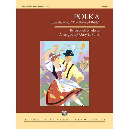 ALFRED PUBLISHING PARKS G.E - POLKA - SYMPHONIC WIND BAND