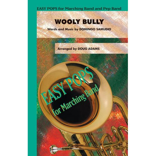 ALFRED PUBLISHING ADAMS DOUG - WOOLY BULLY - SCORE AND PARTS