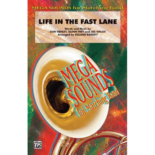 ALFRED PUBLISHING BARRETT R - LIFE IN THE FAST LANE - SCORE AND PARTS
