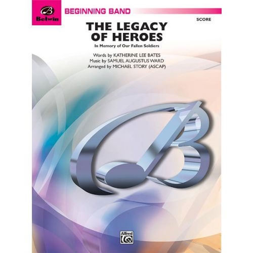 ALFRED PUBLISHING THE LEGACY OF HEROES - SYMPHONIC WIND BAND