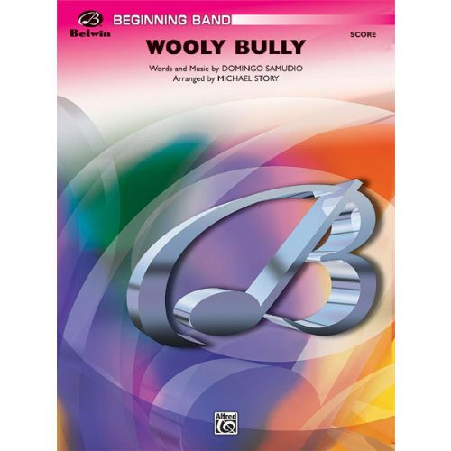 ALFRED PUBLISHING WOOLY BULLY - SYMPHONIC WIND BAND