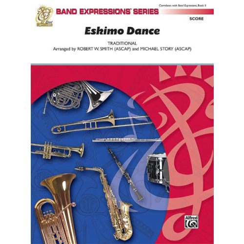 ALFRED PUBLISHING ESKIMO DANCE - SYMPHONIC WIND BAND