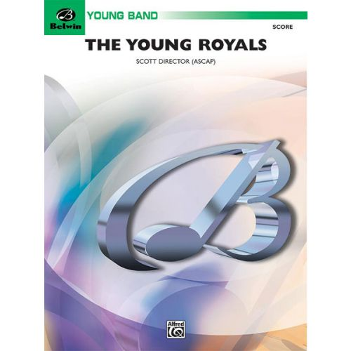 ALFRED PUBLISHING THE YOUNG ROYALS - SYMPHONIC WIND BAND