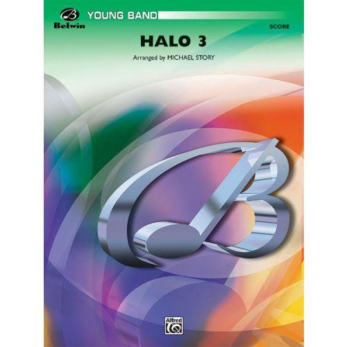 ALFRED PUBLISHING HALO 3 - SYMPHONIC WIND BAND