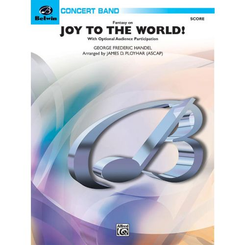 ALFRED PUBLISHING JOY TO THE WORLD - SYMPHONIC WIND BAND