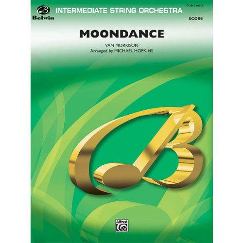 ALFRED PUBLISHING MOONDANCE - STRING ORCHESTRA