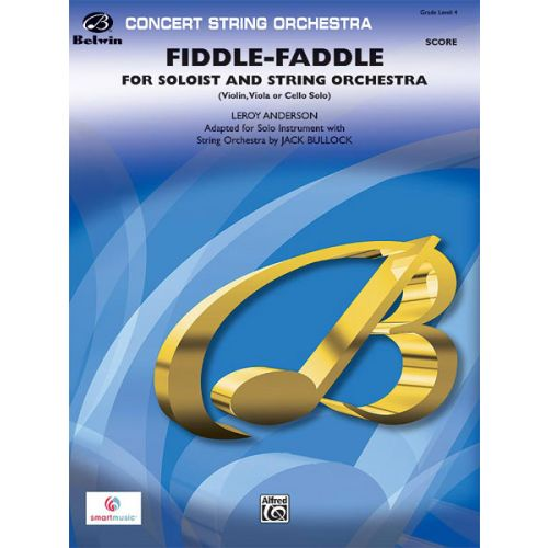 ALFRED PUBLISHING FIDDLEFADDLE - STRING ORCHESTRA