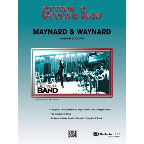 ALFRED PUBLISHING MAYNARD AND WAYNARD - JAZZ BAND