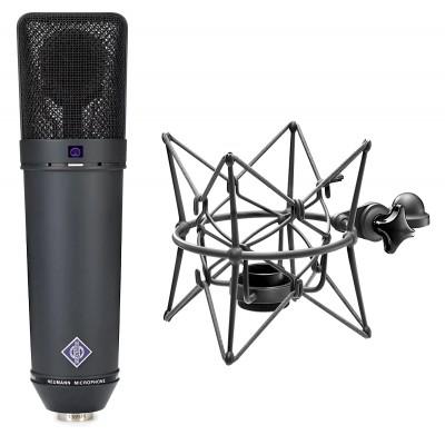 Micrófonos de Condensador de Membrana Grande