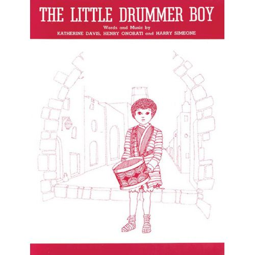 ALFRED PUBLISHING LITTLE DRUMMER BOY - VOICE AND PIANO