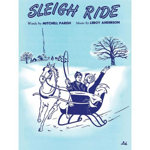 ALFRED PUBLISHING ANDERSON LEROY - SLEIGH RIDE - PVG