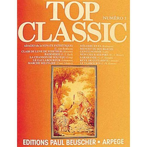 PAUL BEUSCHER PUBLICATIONS TOP CLASSIC VOL.3 - PVG