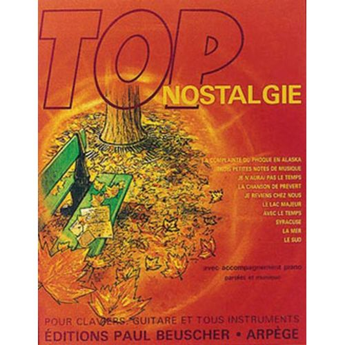 PAUL BEUSCHER PUBLICATIONS TOP NOSTALGIE - PVG