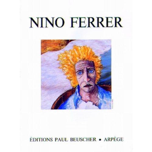 PAUL BEUSCHER PUBLICATIONS FERRER NINO - NINO FERRER N°22 - PVG
