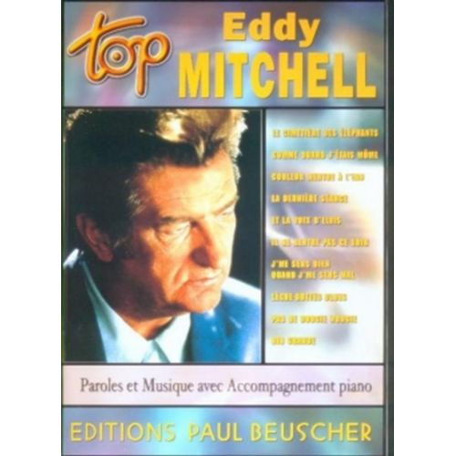 PAUL BEUSCHER PUBLICATIONS MITCHELL EDDY - TOP MITCHELL - PVG