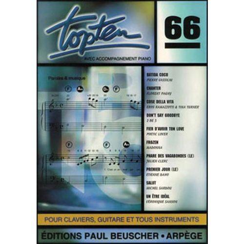 PAUL BEUSCHER PUBLICATIONS TOP TEN N°66 - PVG