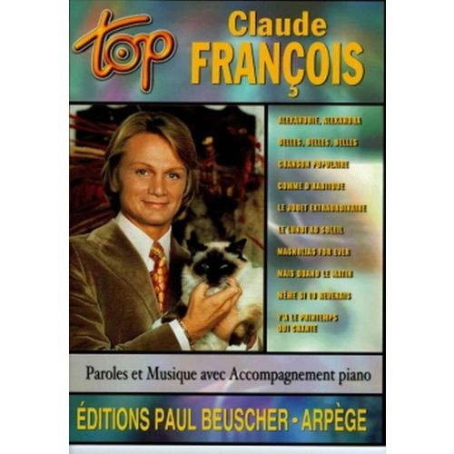 PAUL BEUSCHER PUBLICATIONS FRANCOIS CLAUDE - TOP FRANCOIS CLAUDE - PVG