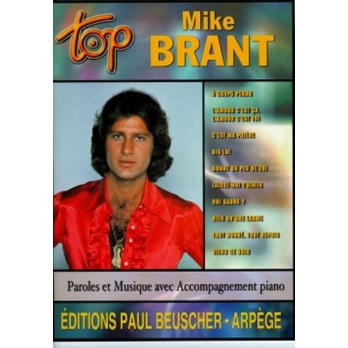 PAUL BEUSCHER PUBLICATIONS BRANT MIKE - TOP BRANT - PVG