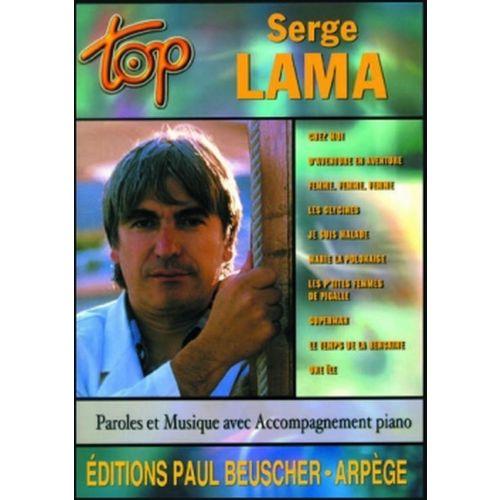 PAUL BEUSCHER PUBLICATIONS LAMA SERGE - TOP LAMA - PVG
