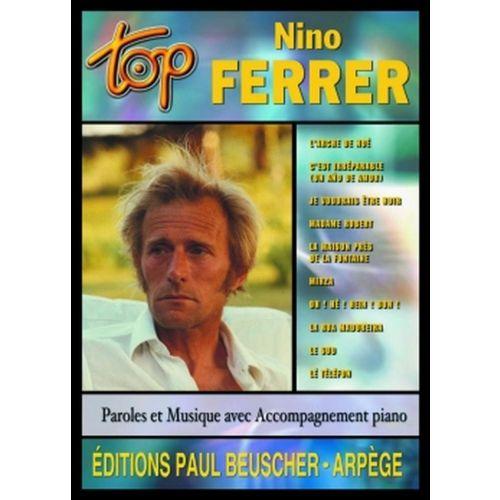 PAUL BEUSCHER PUBLICATIONS FERRER NINO - TOP FERRER - PVG