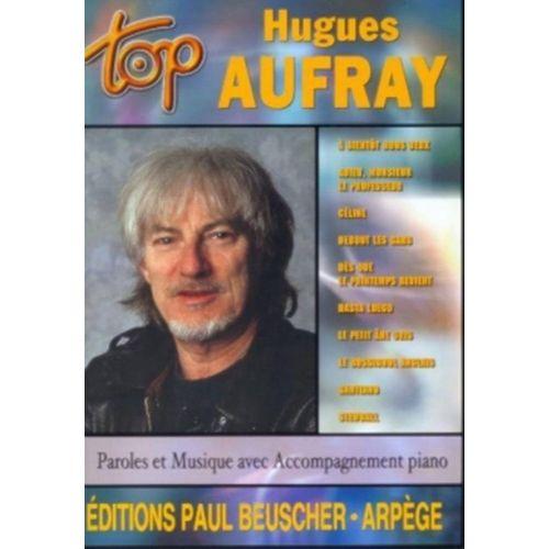 PAUL BEUSCHER PUBLICATIONS AUFRAY HUGUES - TOP AUFRAY - PVG