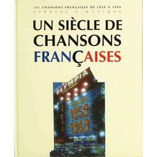PAUL BEUSCHER PUBLICATIONS SIÈCLE CHANSONS FRANÇAISES 1959-1969 - PVG