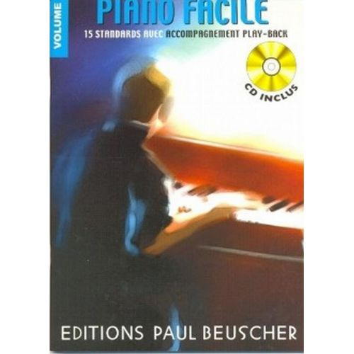 PAUL BEUSCHER PUBLICATIONS PIANO FACILE VOL.2 + CD