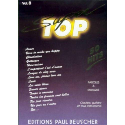 PAUL BEUSCHER PUBLICATIONS SUPER TOP N°8