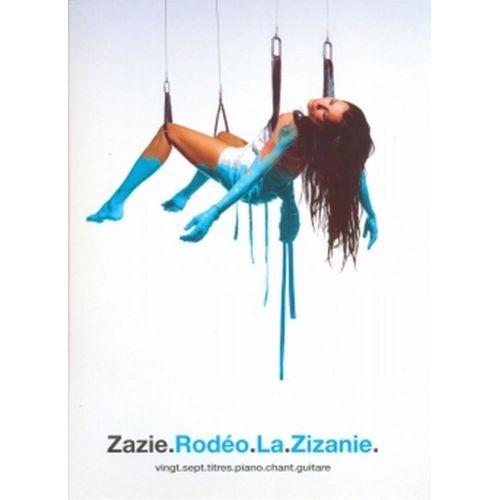 PAUL BEUSCHER PUBLICATIONS ZAZIE - ALBUMS RODEO ET LA ZIZANIE - PVG