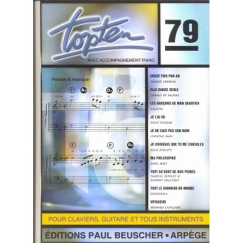 PAUL BEUSCHER PUBLICATIONS TOP TEN N°79 - PVG