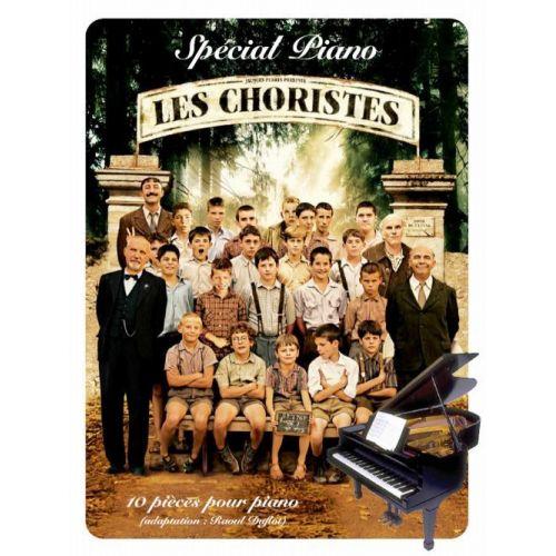 BOOKMAKERS INTERNATIONAL COULAIS BRUNO - LES CHORISTES - BANDE ORIGINALE DU FILM SPÉCIAL PIANO