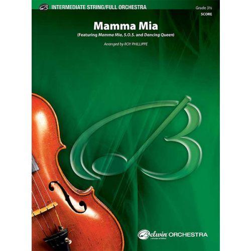 ALFRED PUBLISHING ABBA - MAMMA MIA - FULL ORCHESTRA