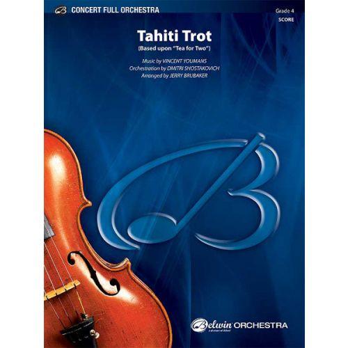 ALFRED PUBLISHING TAHITI TROT - FULL ORCHESTRA