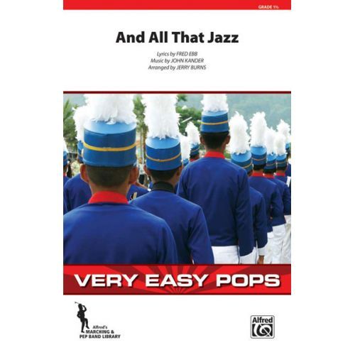 ALFRED PUBLISHING AND ALL THAT JAZZ - JAZZ BAND
